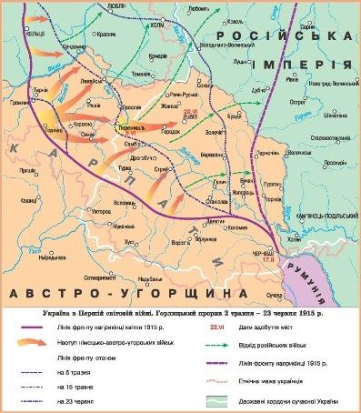 Історія україни 10 кульчицький с в